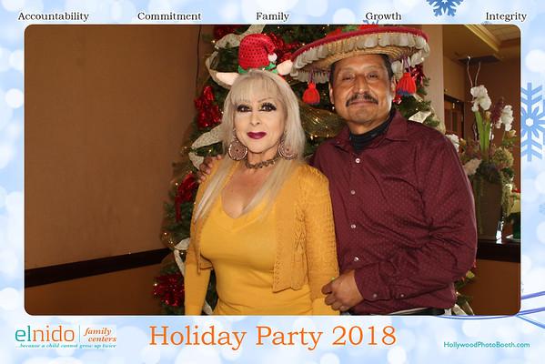 El Nido Holiday Party 2018