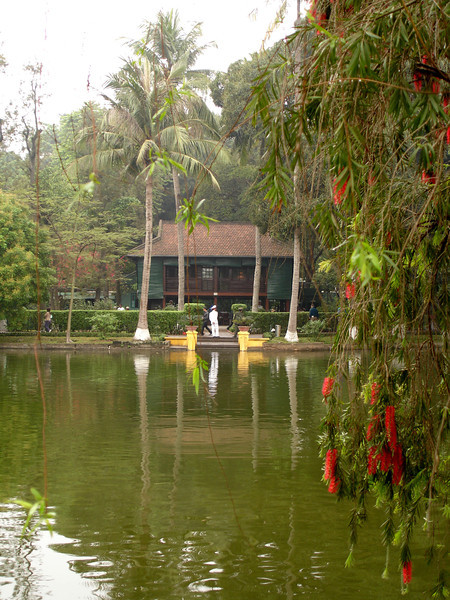 Ho Chi Minh's home, Hanoi
