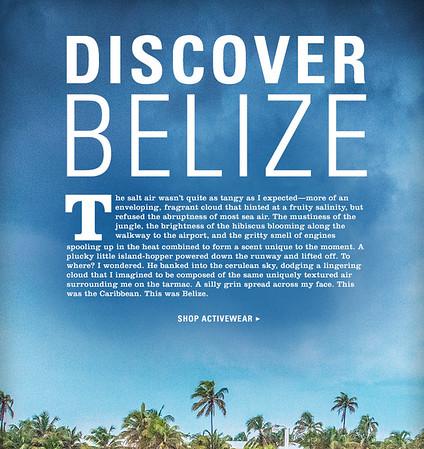 Belize | Orvis
