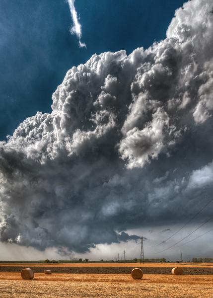 Cloud (V. 2.0) - Sant'Agata Bolognese, Bologna, Italy - August 31, 2012