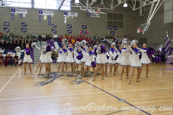 Edmonds Woodway HS Pom