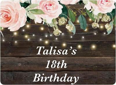 Talisa's 18th