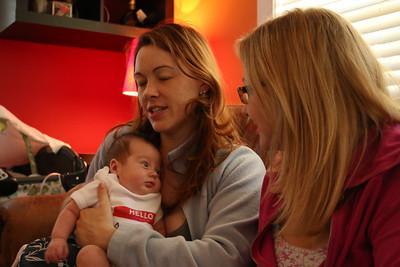 20140517 Aunt Sarah visits