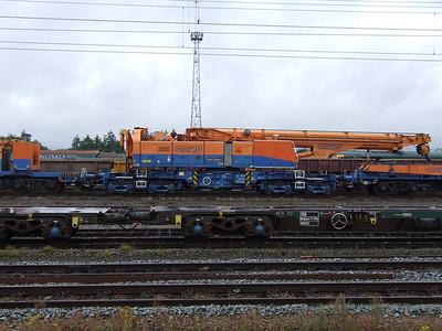 ZOA-K - Kirow 100 tonne KRC810UK Heavy Duty Diesel Hydaulic Crane