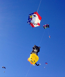 Beulah Kite Fly