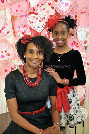 Girl Scout Mother/Daughter Tea 2/1/2014