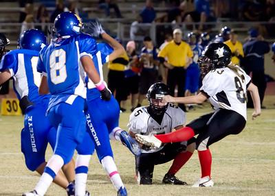 Football Verrado Varsity vs Buckeye 10/7/2011