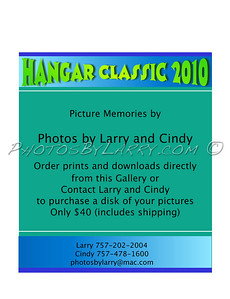 Hangar Classic CSA Contest 2010