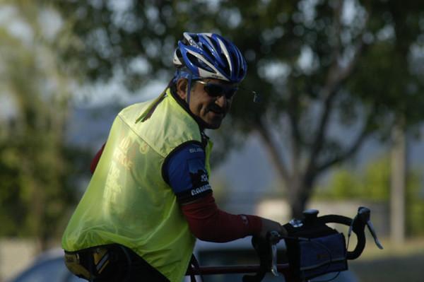 Calabasas Training Ride - May 21, 2005