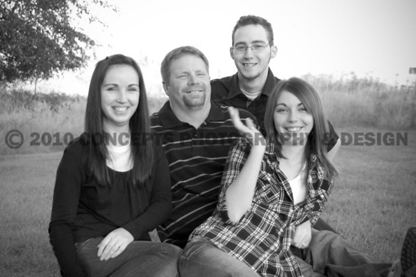 Russell Family Portraits