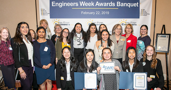 FY19 E-Week San Diego Awards Banquet