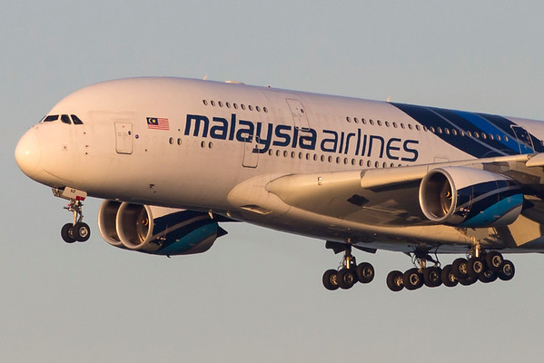 9H-MNB - Airbus A380-841