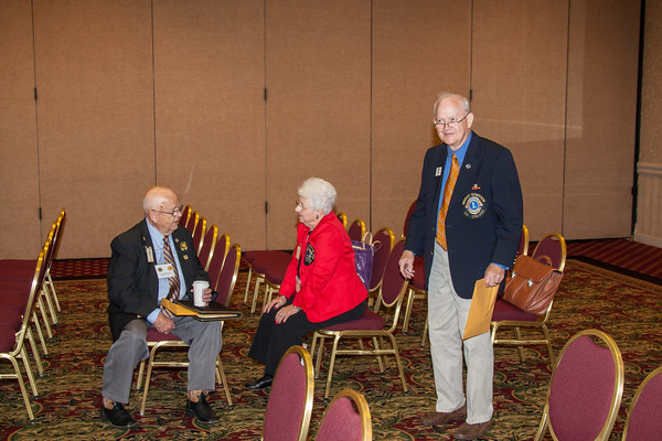 2012 Oklahoma Lions State Convention