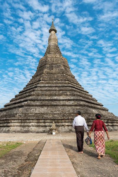 Ratana Man Aung Pagoda