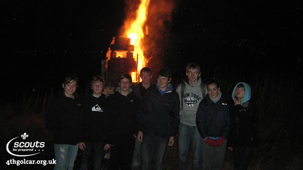 November - Bonfire Night