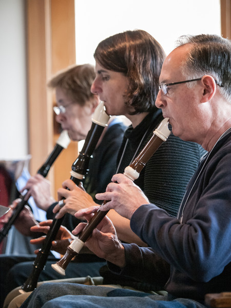 Columbia Gorge Early Music Retreat 2010.