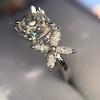 1.47ctw August Vintage Diamond Fancy Ring 27