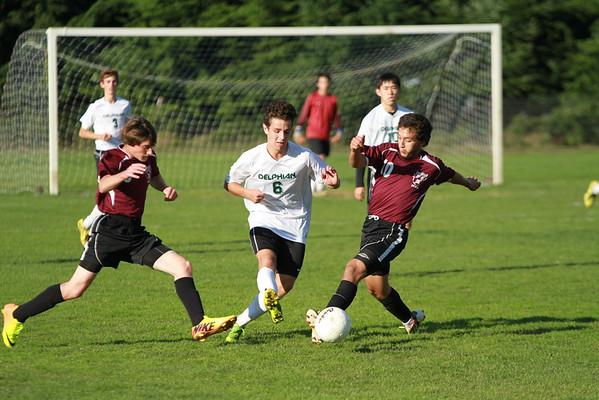 Soccer vs Dayton