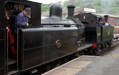Keighley & Worth Valley Railway, 2006