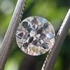 1.13ct Old European Cut Diamond, GIA H SI1 7