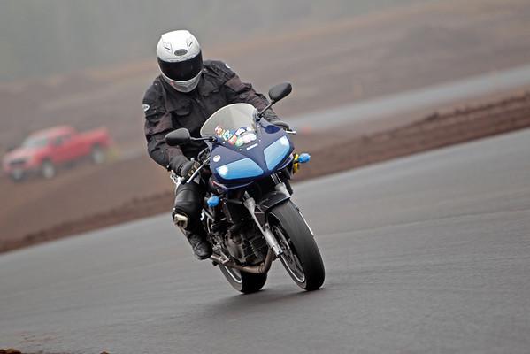 Suzuki - Blue SV