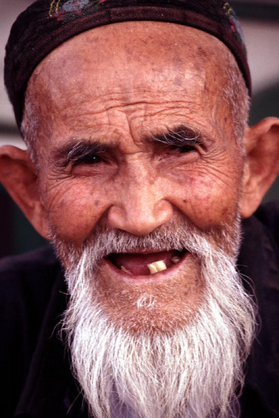 Yecheng, Xinjiang, China 2004