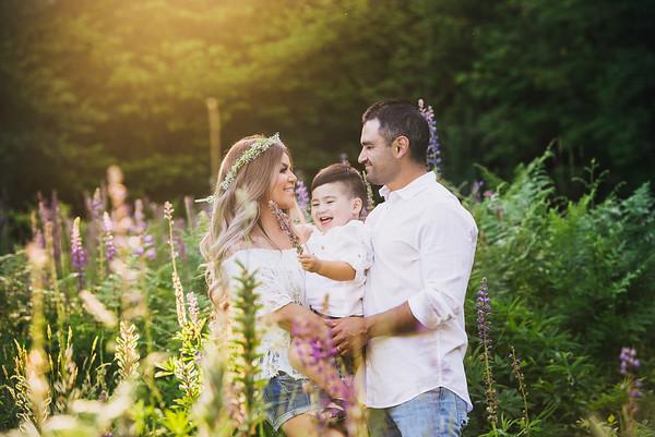 Calderon Family