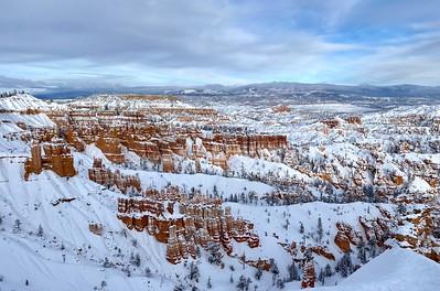 Bryce Canyon, Utah, December 26, 2019