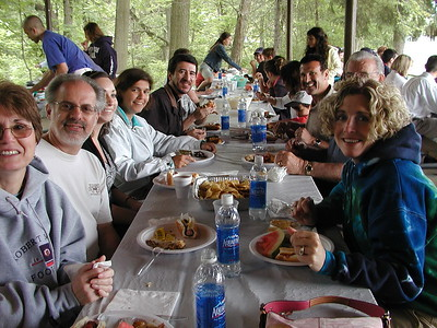 Community Life - Feast Day Picnic - June 11, 2006