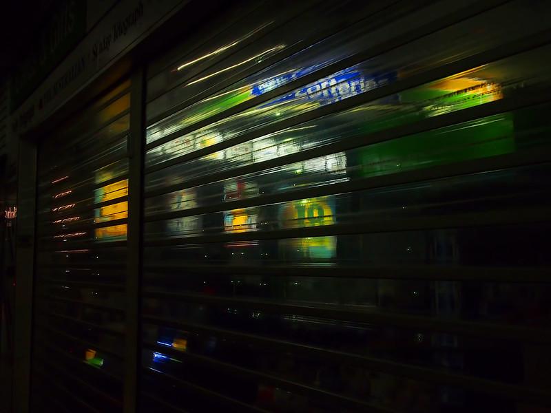 Roller Shutter at Night w.jpg