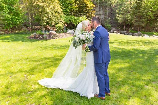 Jaclyn + Troy Wedding | Perry Hotel | Petoskey, Michigan