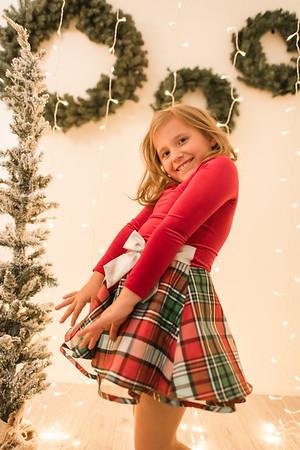 Alyson's Christmas Photos