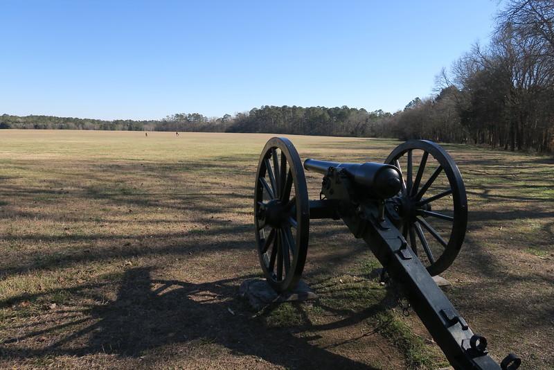 Day 3 - Battery G, 1st Missouri Light Artillery