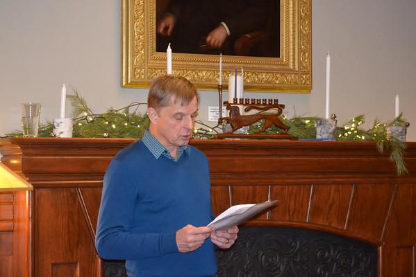 Geza Tatrallyay, Barnard Author