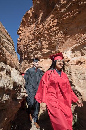 Cougar Cliffs - Graduation