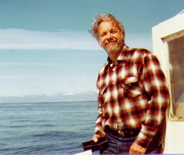 Wayne on Sea Hawk II, July 1980.jpg