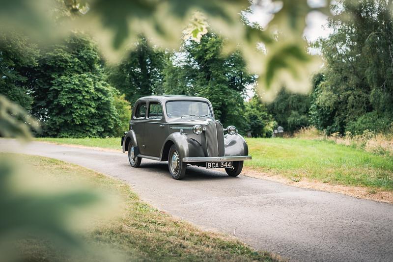 1937 Vauxhall 10-Four