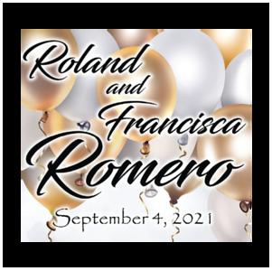 Roland & Francisca 50th