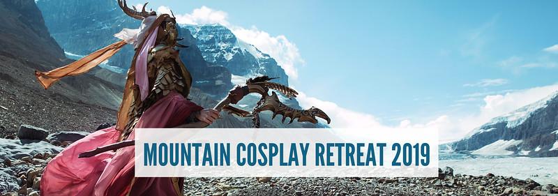 Mountain Cosplay Retreat 2019