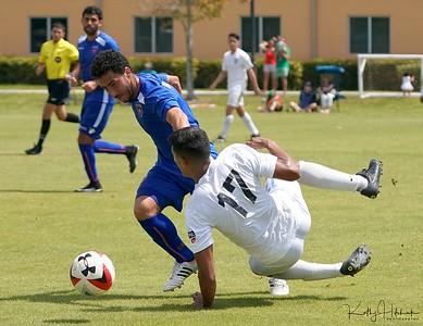 Miami FC 2 vs Weston FC