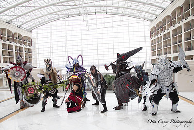 Katsucon 2018 Monster Hunter