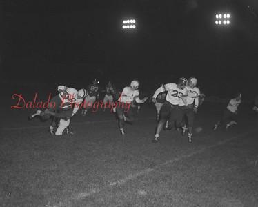 Football 1953 & 54 & 55