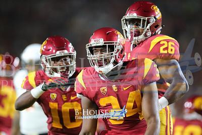ASU vs USC 2016