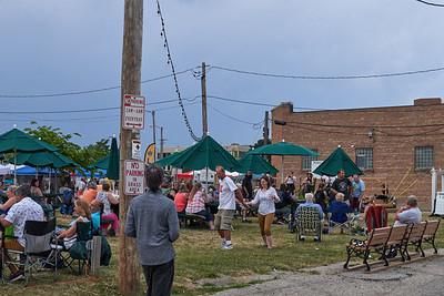 20210617 - South Milwaukee Farmers Market - Crowd or Vendor