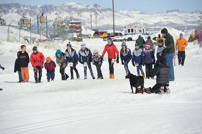 Snowboot Races