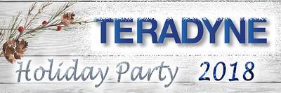 Teradyne Holiday Party 2018