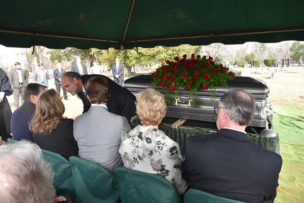 Bobby Lane Funeral