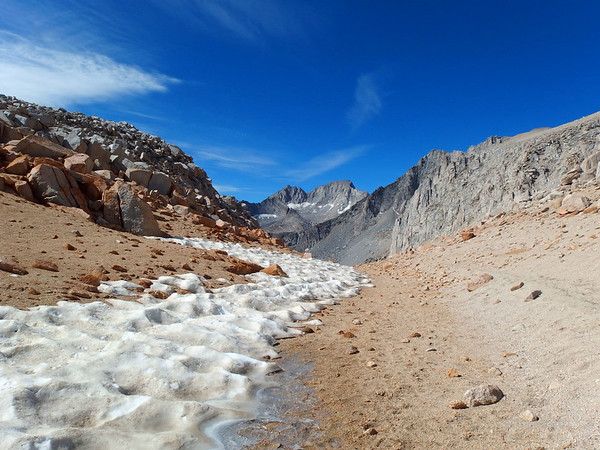 Mono Pass Trail, Sierra Nevada