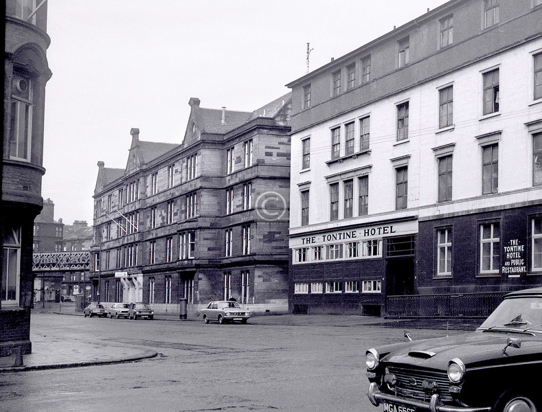 St Andrew's St, north side.  