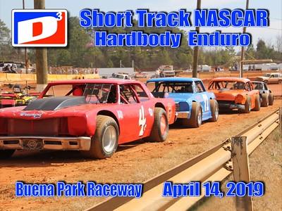 Short Track NASCAR Enduro 2019